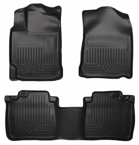 Husky Liners - Husky Liners 99551 WeatherBeater Front and Rear Floor Liner Set