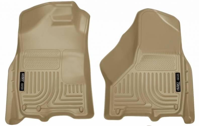 Husky Liners - Husky Liners 18003 WeatherBeater Floor Liner Front Floor Mat Set