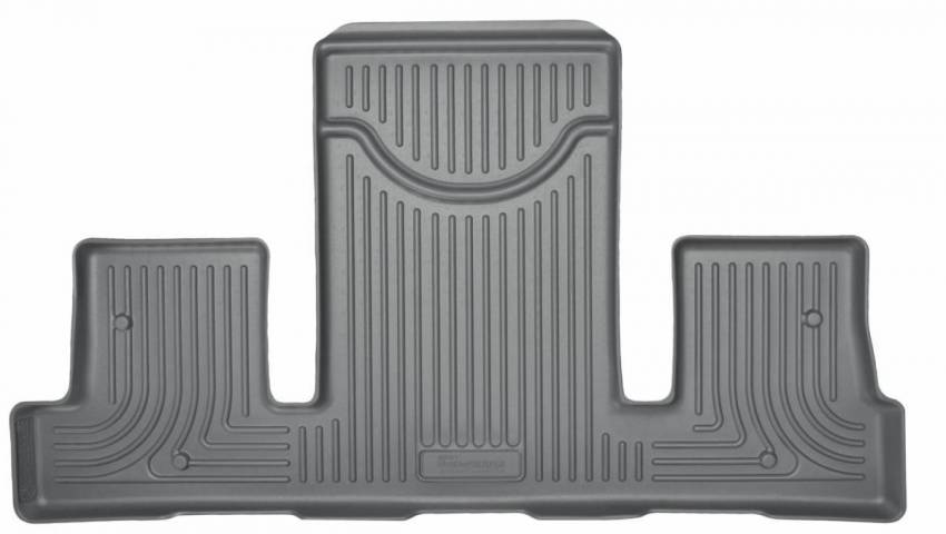 Husky Liners - Husky Liners 19222 WeatherBeater Floor Liner Third Row Floor Mat Set
