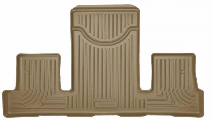 Husky Liners - Husky Liners 19223 WeatherBeater Floor Liner Third Row Floor Mat Set