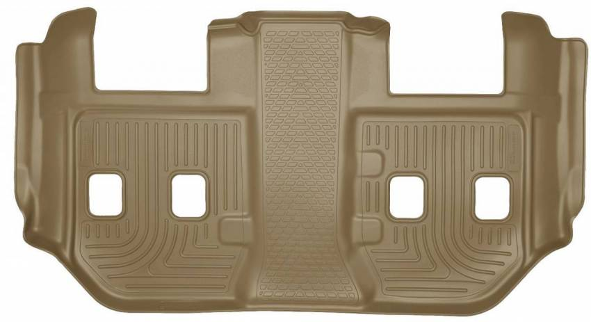 Husky Liners - Husky Liners 19283 WeatherBeater Floor Liner Third Row Floor Mat Set