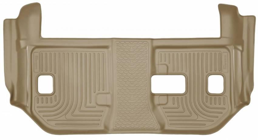 Husky Liners - Husky Liners 19293 WeatherBeater Floor Liner Rear Floor Mat Set