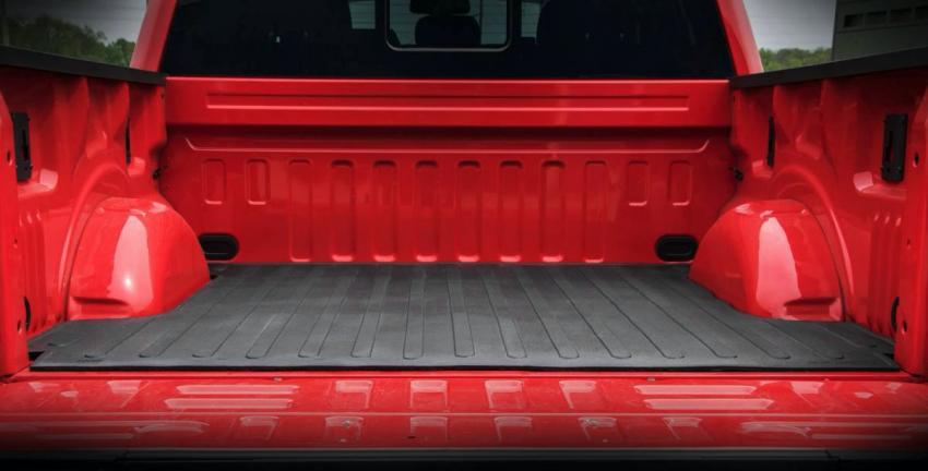 Truck Max - Truck Max M587 Rubber Truck Bed Mat