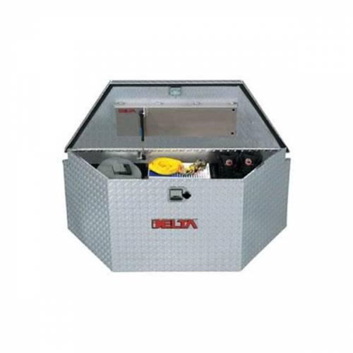 Delta Tool Boxes - Delta Tool Box Aluminum Trailer Tongue