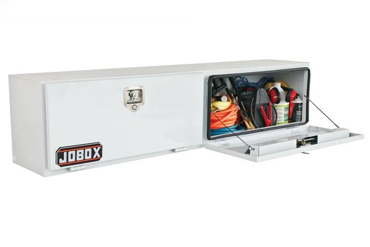 Jobox Top Side  at TruckLogic