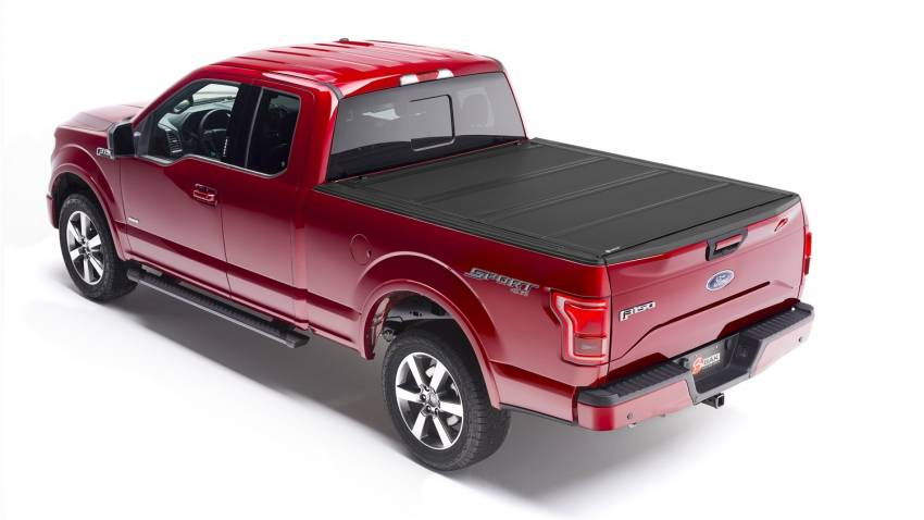 BAK - BAK Industries 448309 BAKFlip MX4 Hard Folding Tonneau Cover