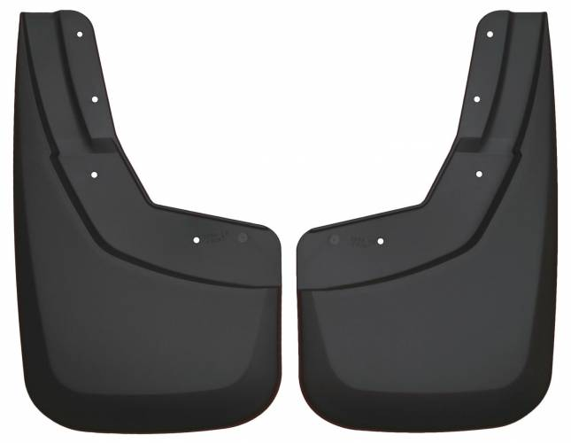 Husky Liners - Husky Liners 56881 Custom Molded Front Mud Guards