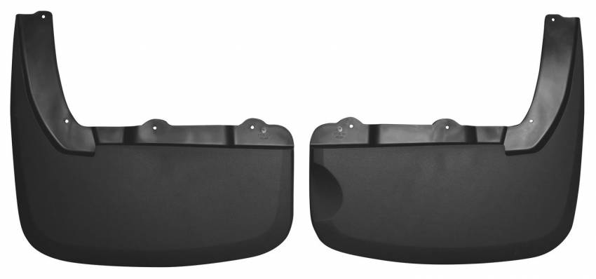 Husky Liners - Husky Liners 57191 Custom Molded Rear Mud Guards