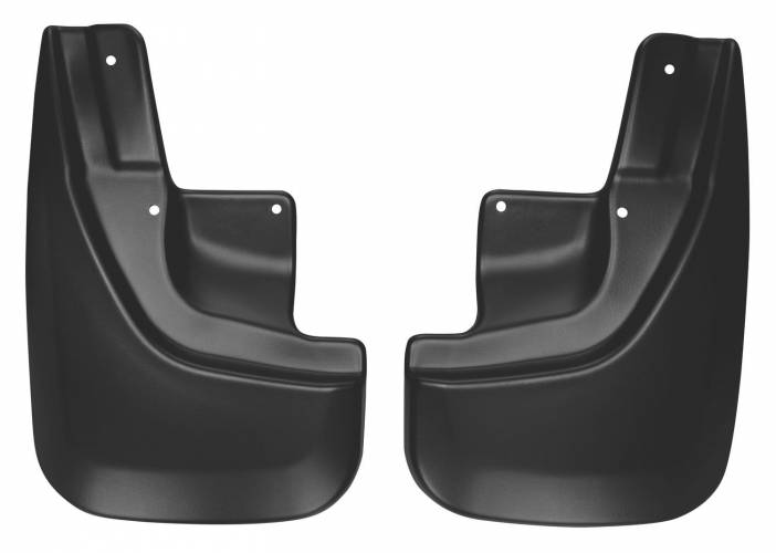 Husky Liners - Husky Liners 58101 Custom Molded Front Mud Guards