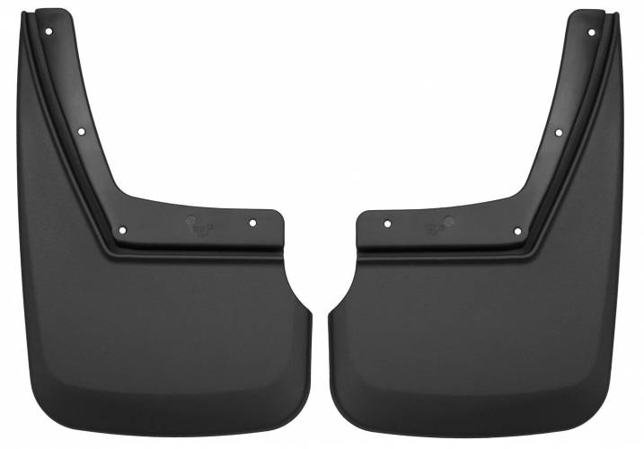 Husky Liners - Husky Liners 59201 Custom Molded Rear Mud Guards