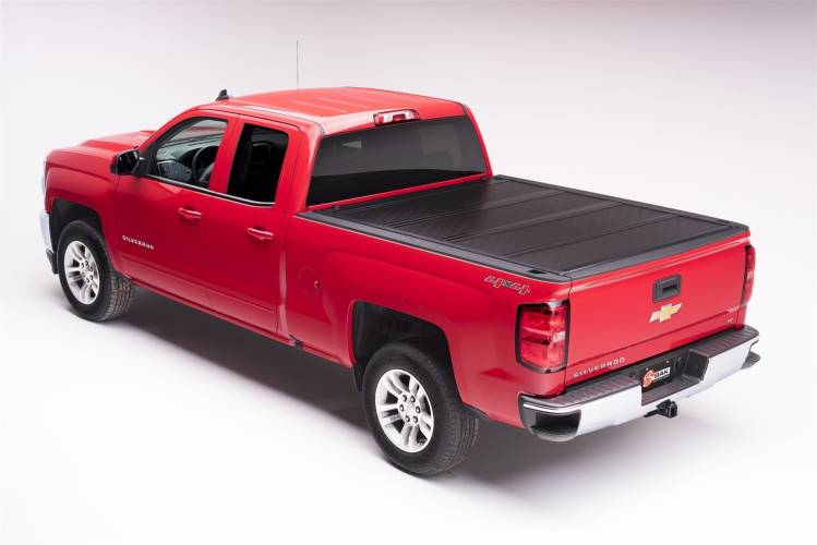 BAK - BAK Industries 772120 BAKFlip F1 Hard Folding Tonneau Cover