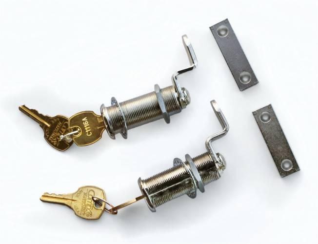 Decked - DECKED AD1 Lock Core Pair | Truck Logic