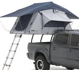 Rooftop Camping Comfort