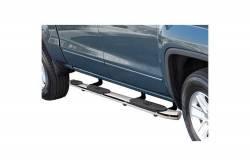 Westin - Westin Pro Traxx 5in. Oval Wheel to Wheel Side Bars #21-534645 - Image 2