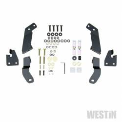 Westin - Westin 57-3925 HDX Grille Guard - Image 4