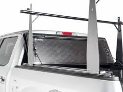 BAK - BAK Industries 26102BT BAKFlip CS Hard Folding Tonneau Cover & Truck Bed Rack Kit - Image 3