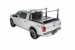 BAK - BAK Industries 26104BT BAKFlip CS Hard Folding Tonneau Cover & Truck Bed Rack Kit - Image 2