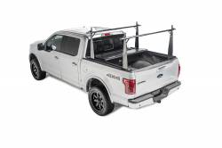 BAK - BAK Industries 26104BT BAKFlip CS Hard Folding Tonneau Cover & Truck Bed Rack Kit - Image 3