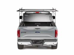 BAK - BAK Industries 26104BT BAKFlip CS Hard Folding Tonneau Cover & Truck Bed Rack Kit - Image 5