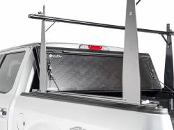 BAK - BAK Industries 26104BT BAKFlip CS Hard Folding Tonneau Cover & Truck Bed Rack Kit - Image 6