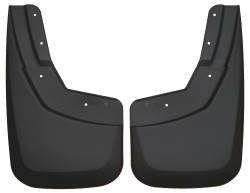 Husky Liners - Husky Liners 56881 Custom Molded Front Mud Guards - Image 1