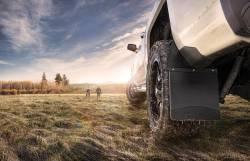 Husky Liners - Husky Liners 17100 Kick Back Rear Mud Flaps - Image 2