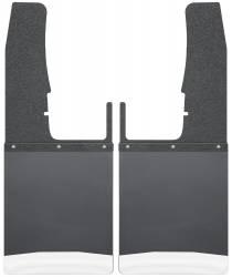 Husky Liners - Husky Liners 17102 Kick Back Front Mud Flaps - Image 1